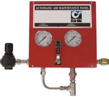 Foto de un accesorio para válvulas contra incendios