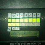 Foto de un monitor de gas